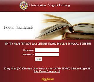 Portal UNP