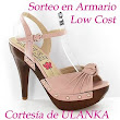 Sorteo en Armario Low Cost (30 de abril)