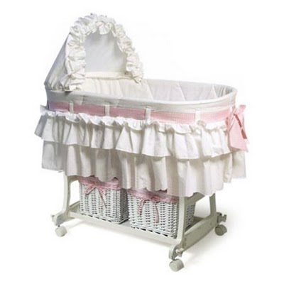 Bassinet For Girls4