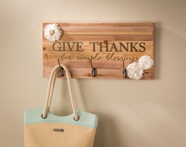 Wood Wall Art @craftsavy, #craftwarehouse, #diy, #Homedecor
