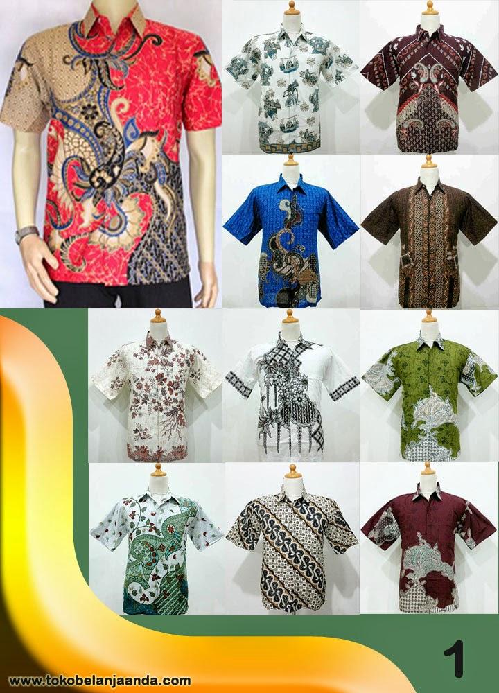 GROSIR BAJU BATIK,hem batik sogan, baju batik pria,baju batik pekalongan,batik cowok,batik pria,batik sogan,kemeja batik