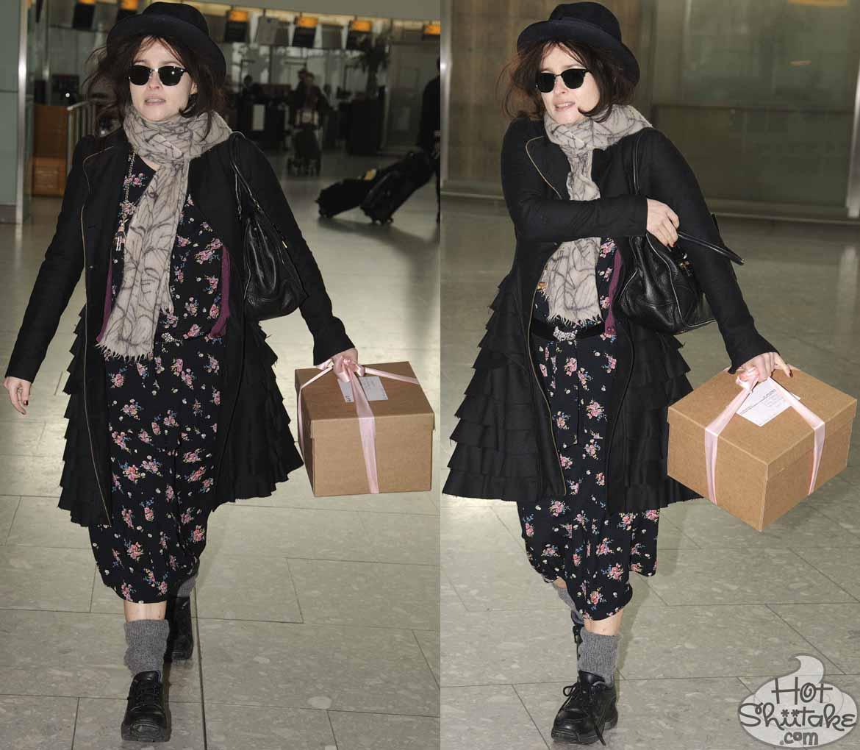 Helena Bonham Carter Ugly