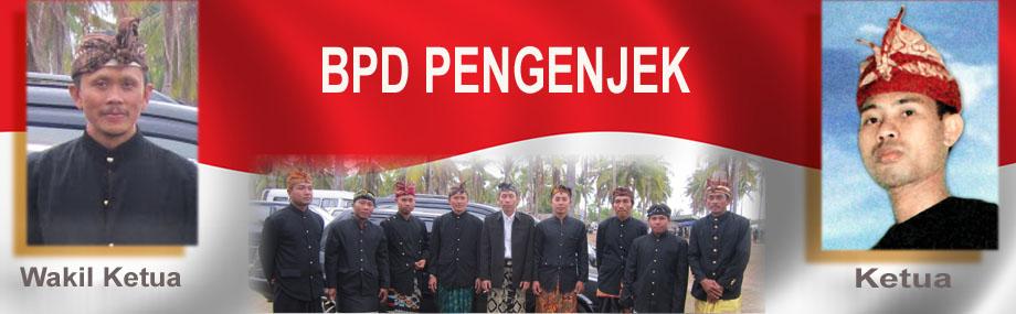 Badan Permusyawaratan Desa Pengenjek