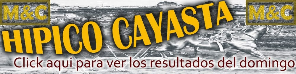 HIPICO CAYASTA - 25/01/15