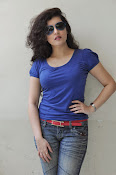 Archana photos in blue top-thumbnail-4