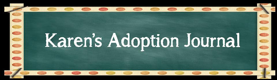 My Adoption Journal