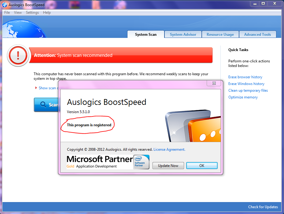 download auslogics boostspeed 5.5.1.0 full version