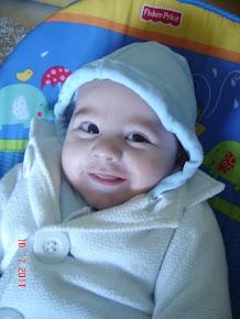Léo - 5 meses