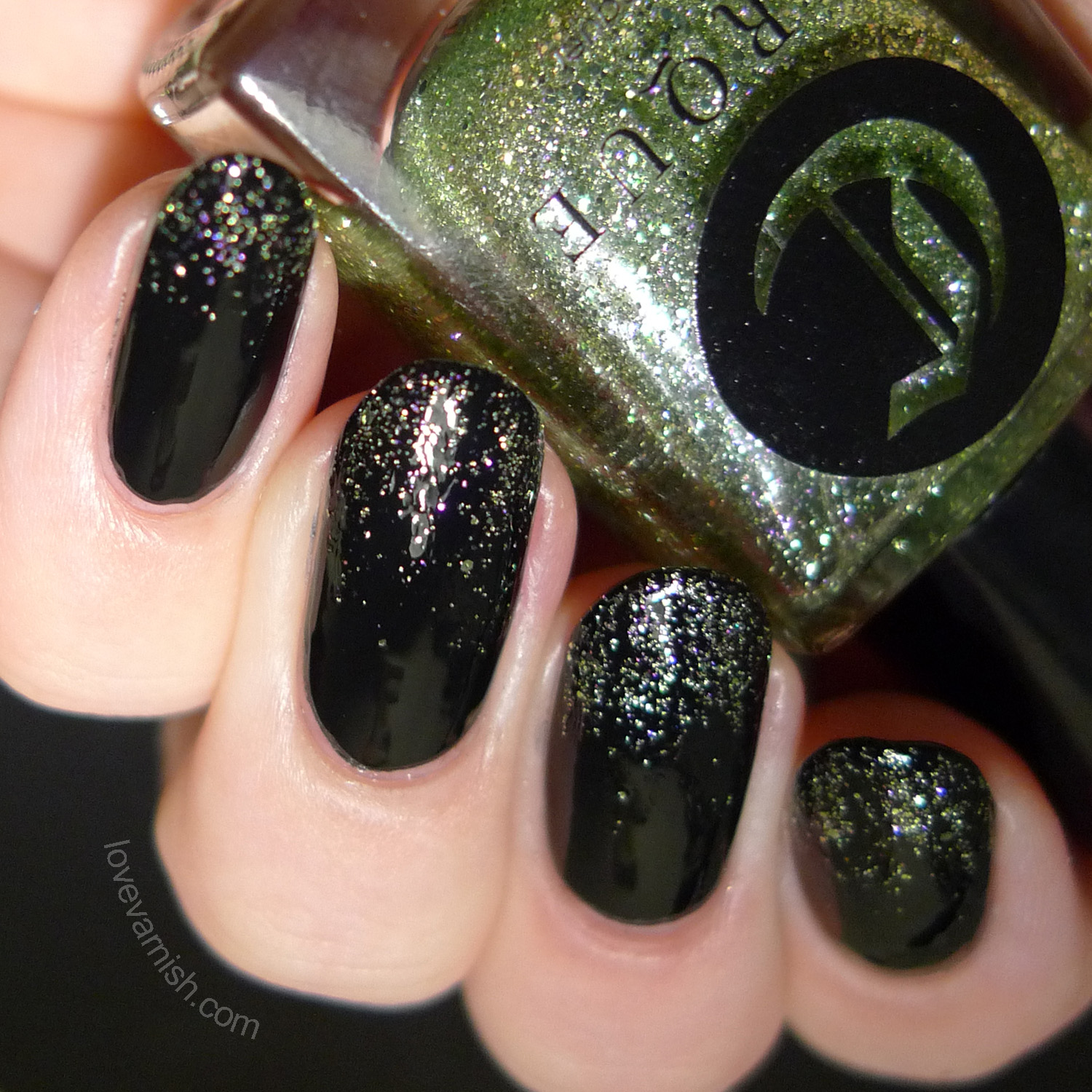 Cirque Back to Basics Memento Mori swatch