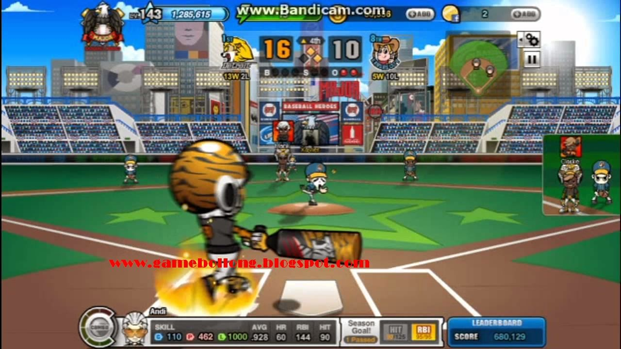 Cheat Baseball Heroes Hack Always Combo Update