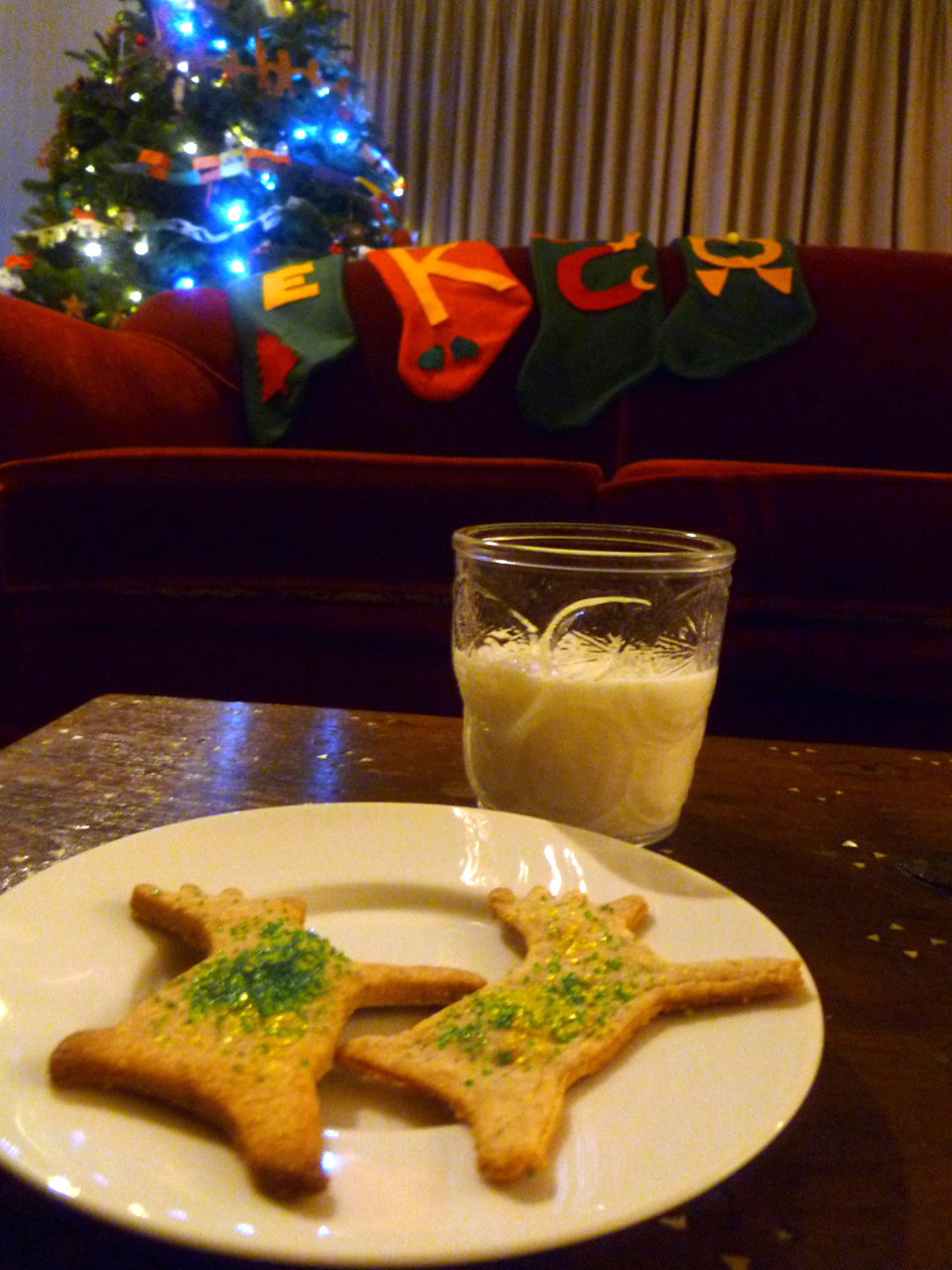 Fairmount Neighborhood Farmers Market: Swedish Rye Cookies