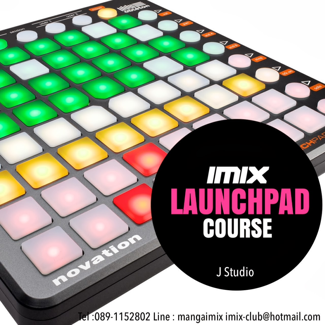 how to set pages on a launchpad
