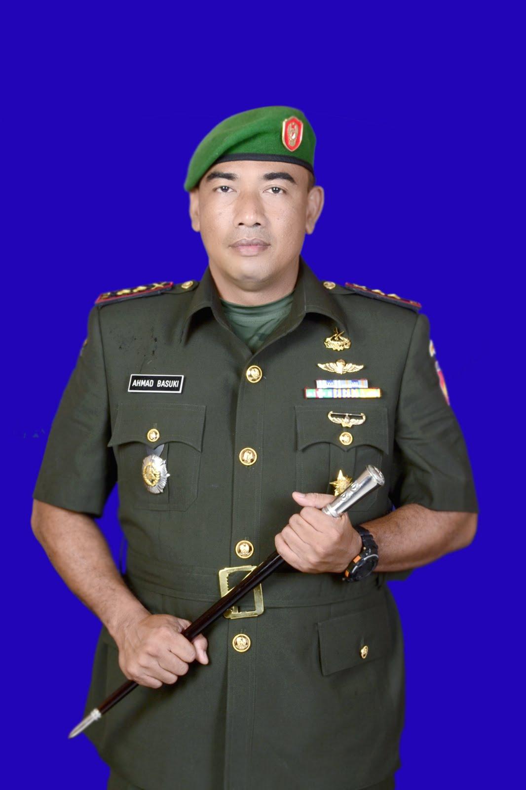 Komandan Kodim 0719/Jepara