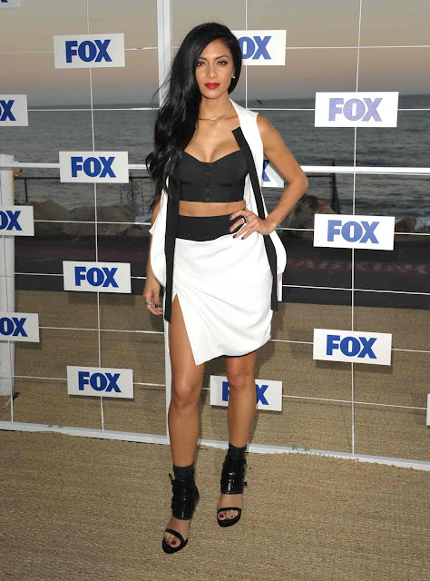 Nicole Scherzinger - Fox All Star Party - Malibu - 05/08/11 (HQ)
