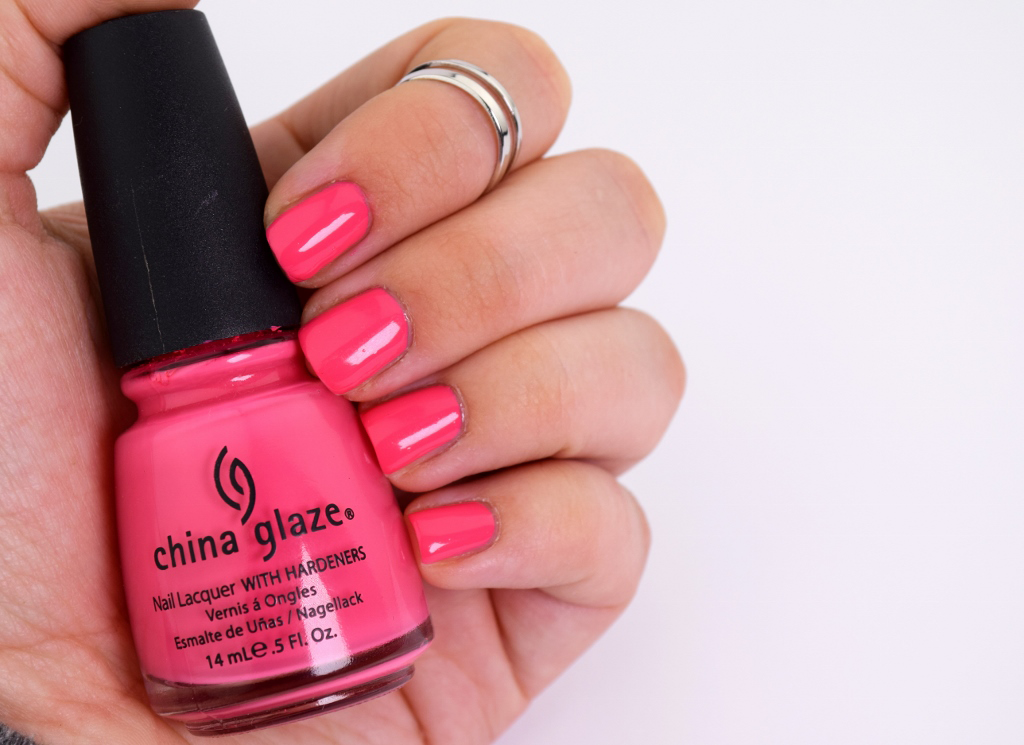 NOTD: China Glaze Sugar High Review & Swatch