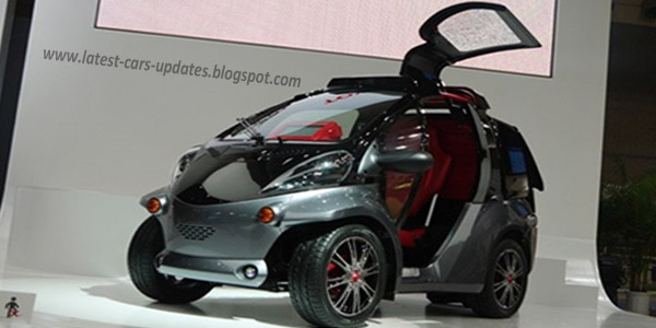 Toyota Smart INSECT car