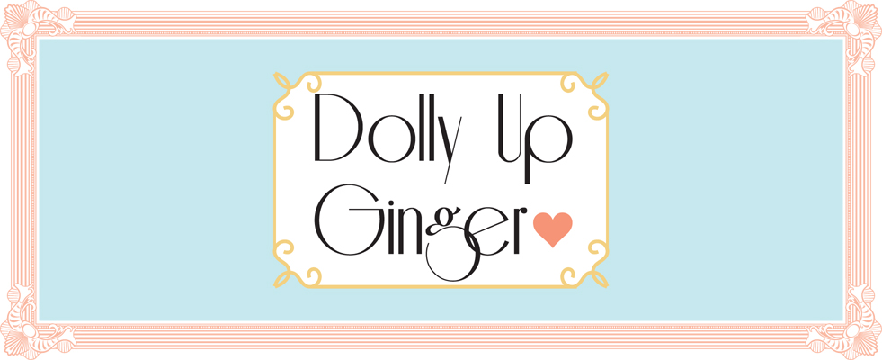 Dolly Up Ginger