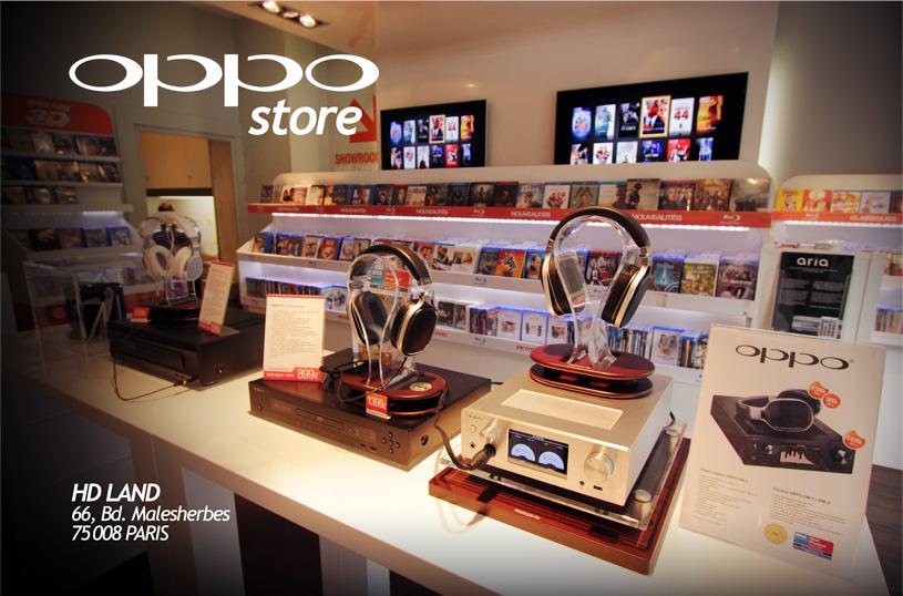 OPPO Store Paris