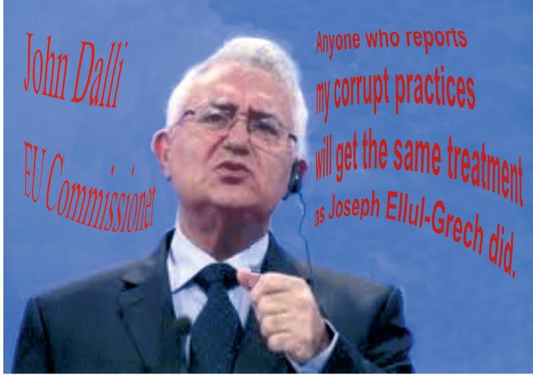 John Dalli Framed J. Ellul-Grech
