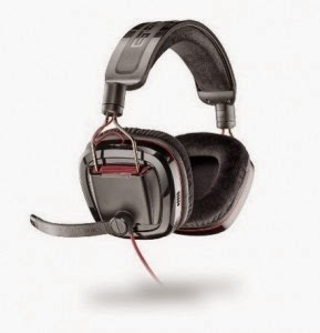 Amazon: Buy Plantronics GameCom 780 Surround Sound Stereo PC Gaming Headset at Rs 4172