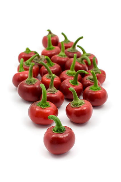 Cherry bomb chili fresh