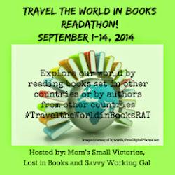 Travel the World in Books Readathon