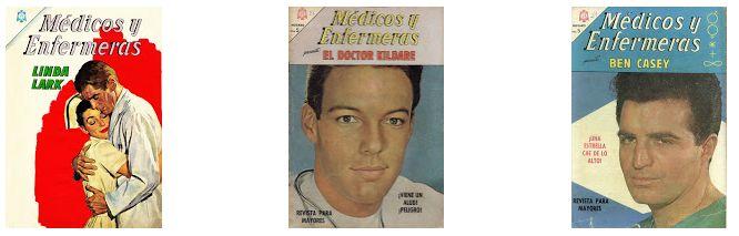 MÉDICOS Y ENFERMERAS Ed. Novaro (Colección Completa)