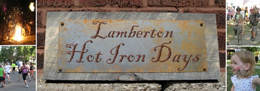 Lamberton Hot Iron Days
