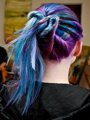 peinados 2014 color pelo mechas