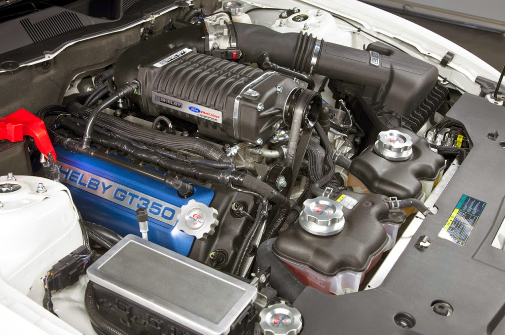 2016 Ford Mustang Shelby GT350 Engine