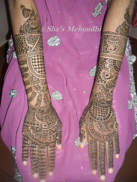 Modern Mehndi Design Images : Mehendi design modern makedes