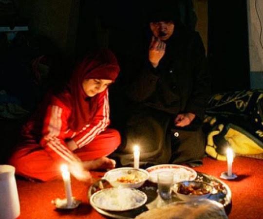 Ramadan celebration in Pakistan