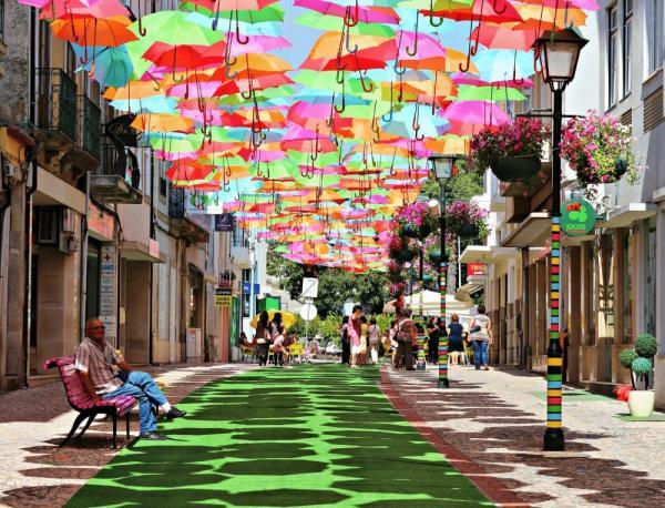 Payung Terbang Portugal