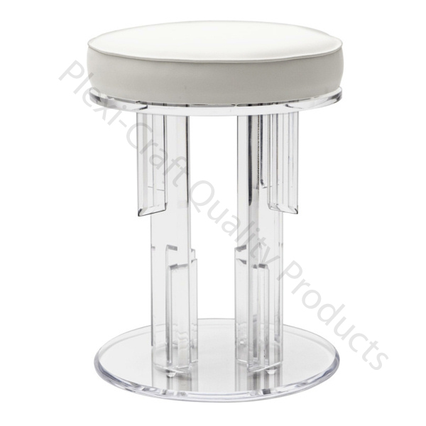 Mix and chic cool products alert amazing acrylic - Acrylic vanity chair ...