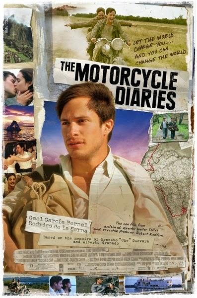 Şiddetle: Motosiklet Günlüğü – Diarios de Motocicleta