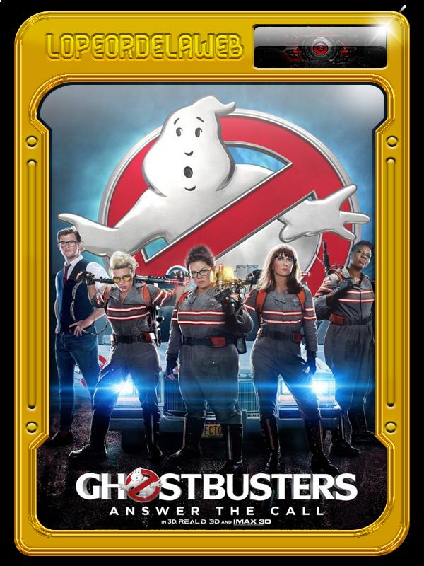 Ghostbusters (2016) | Los Cazafantasmas 720p, Dual, Mega, Up