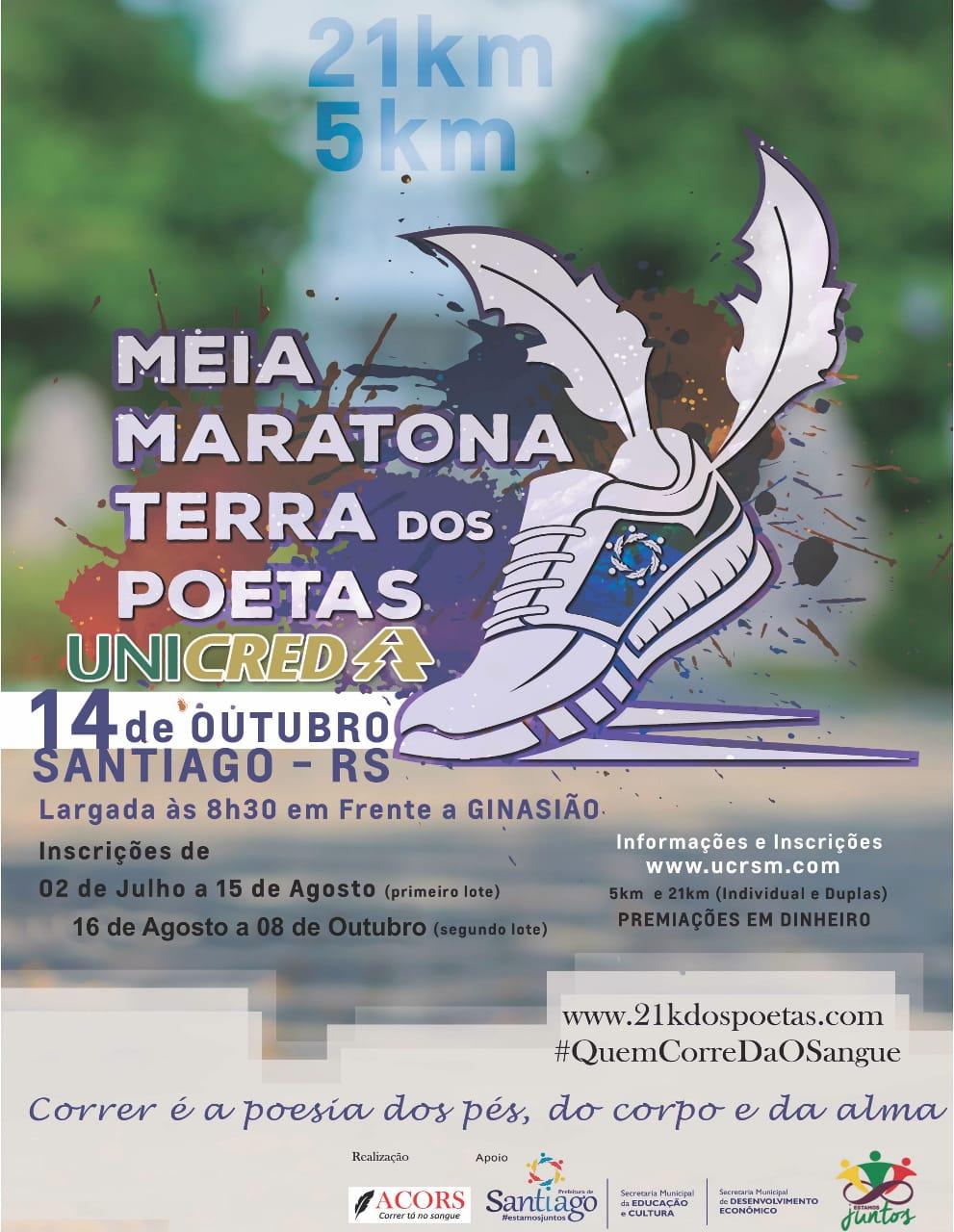 Meia Maratona Terra dos Poetas