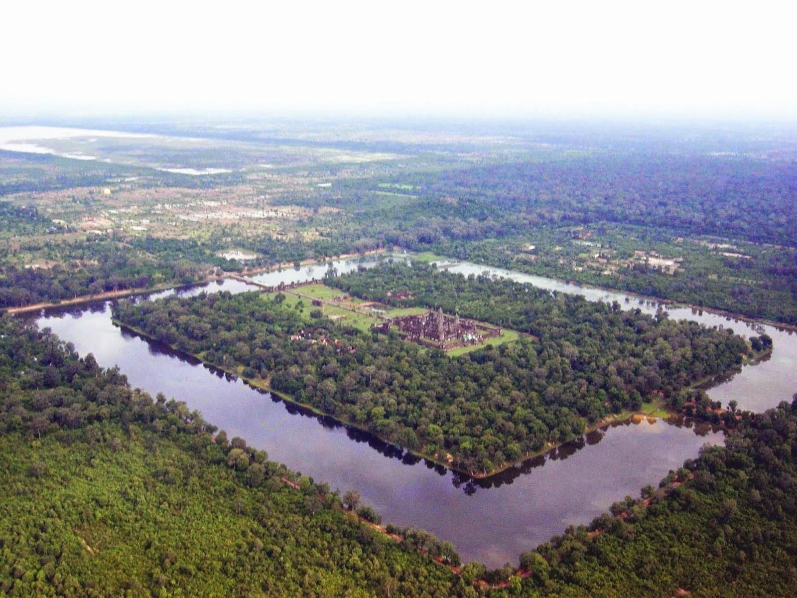 Kadim Şehirler - Angkor (Kamboçya)