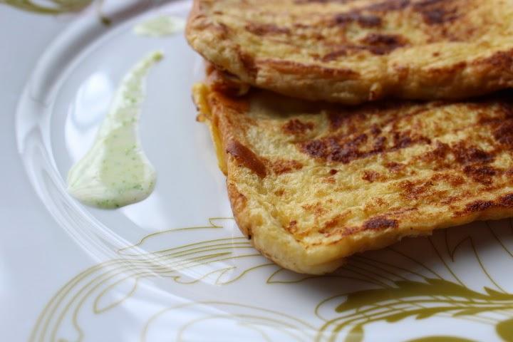 Resepi Makanan Bayi French Toast Borocolli Cream