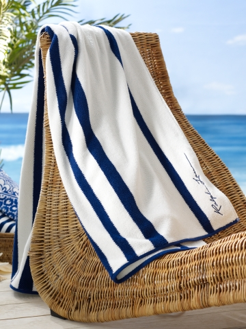 Decorating With Sheets Beach Towels A Summer Staple