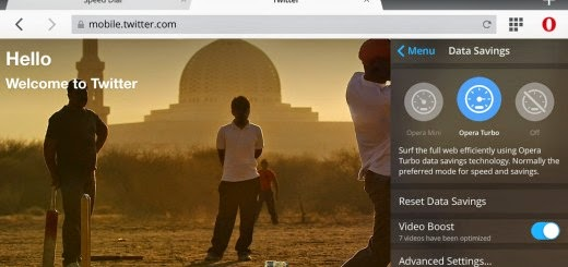 Opera Mini Browser Launched Version 9 for iOS