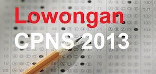 Penerimaan CPNS 2013, Kemenkeu Buka Lowongan 2909 Formasi