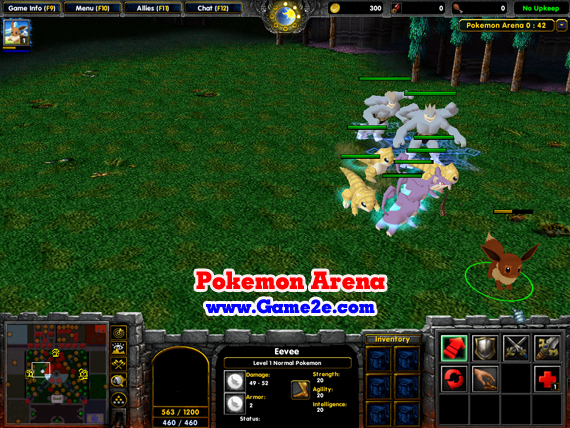 Play league of legends warcraft 3 custom map - duration: 11:32