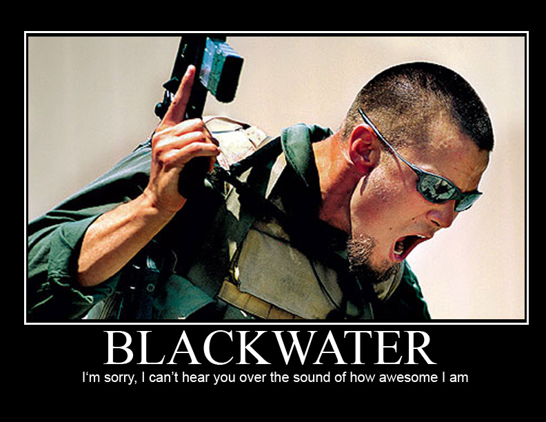 The World Observed Through Eyes That See Blackwater A Closer