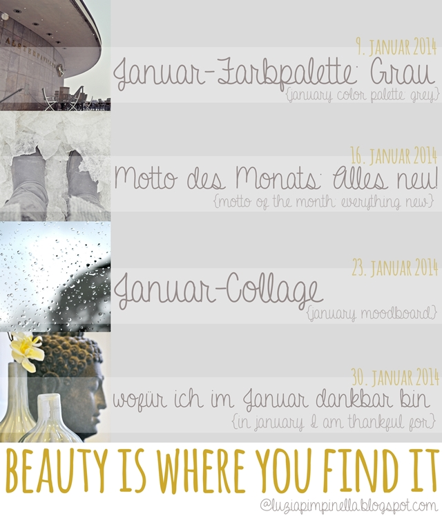 fotoprojekt beauty is where you find it JANUAR 2014   photo project themes january 2014   luzia pimpinella