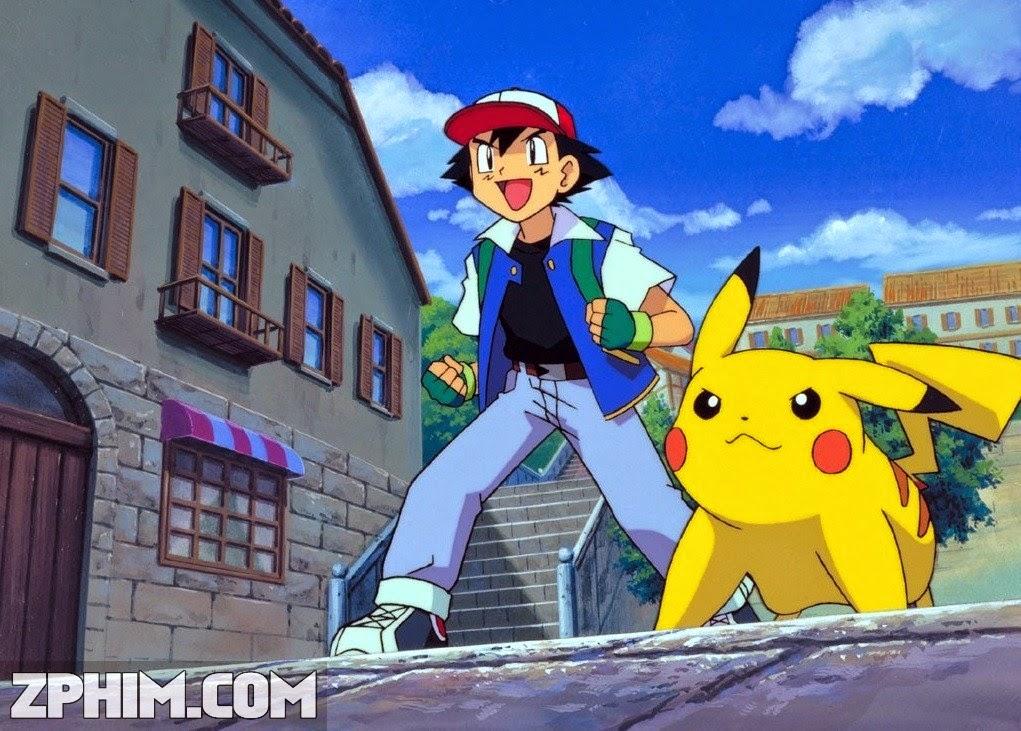 Ảnh trong phim Bảo Bối Thần Kỳ 1 - Pokemon Season 1 2