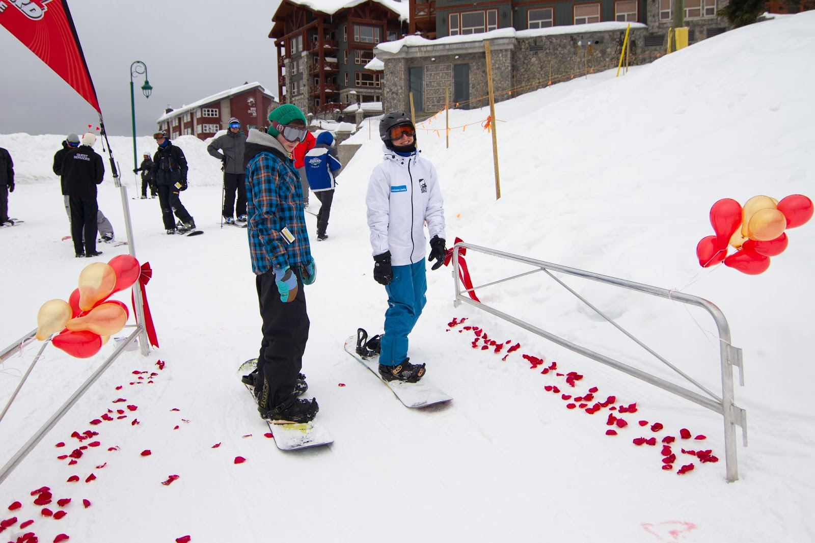Dating snowboarding singles