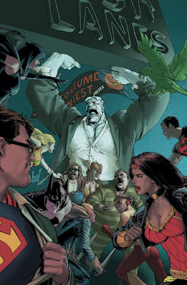 DC Halloween Special