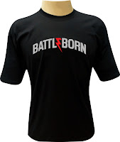 Camiseta The Killers Battle Born