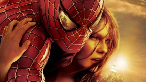 Kerana Spiderman Bunuh Diri